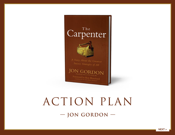 Carpenter Action Plan